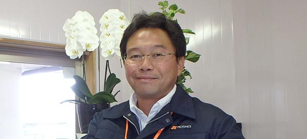 代表取締役 近藤 悟
