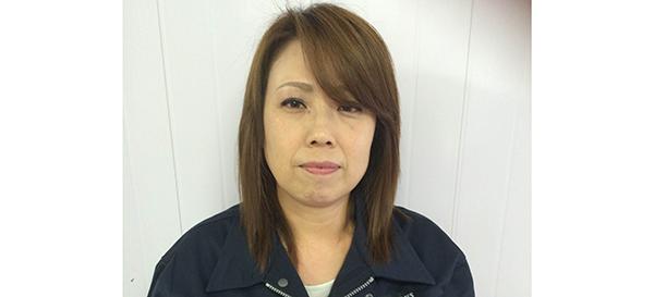 事務 田中 真枝