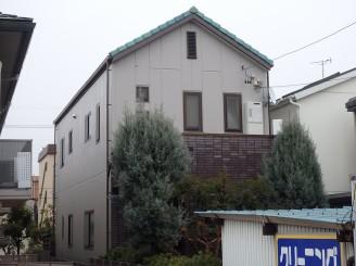 外壁塗装 名古屋市南区 T様邸