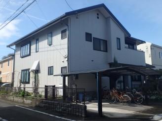 外壁塗装 愛知県東海市 S様邸