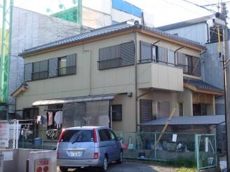 外壁塗装 名古屋市南区 O様邸
