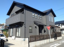 外壁塗装 愛知県小牧市 K様邸