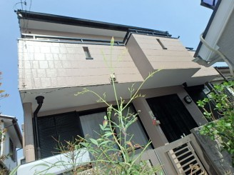 外壁塗装 名古屋市南区 G様邸