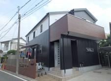 外壁塗装 愛知県東海市 K様邸
